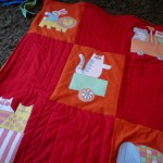 quilt for dandelionboy