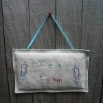 child's room sign